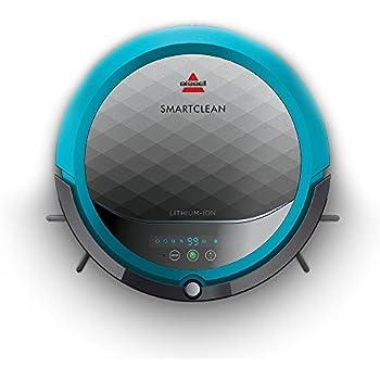 Amazon Com Bissell Smartclean Robot Vacuum 1974 Gray