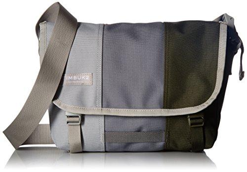 (Timbuk2 Classic Tres Colores Messenger Bag, Cinder, X-Small)