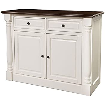 Superbe Crosley Furniture CF4206 WH Shelby Buffet   White
