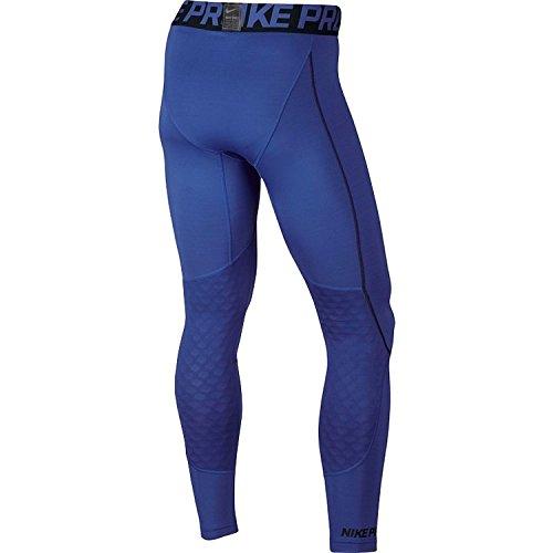 7b160480bb Nike Mens Pro Hyperwarm Training Tights Game Royal/Black SZ Large by NIKE  (Image