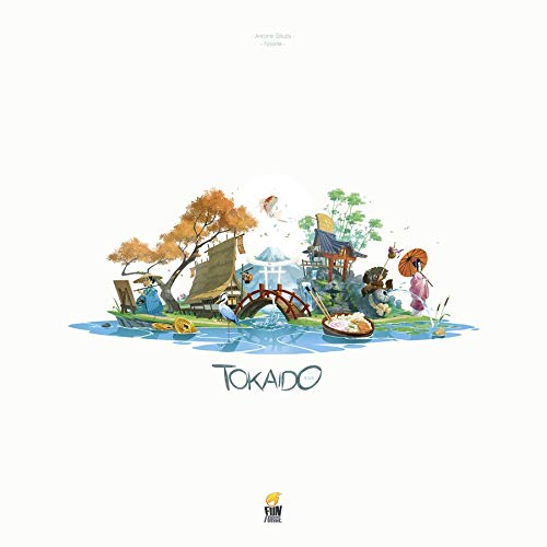Tokaido Board Game Now $20 (Was $40)
