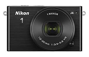 NIKON 1 J4 - negro + objetivo Nikkor VR 10-30mm PD-Zoom