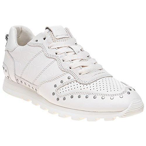 C118 With Coach Sneaker Rivets Donna Nude HzxnqBA