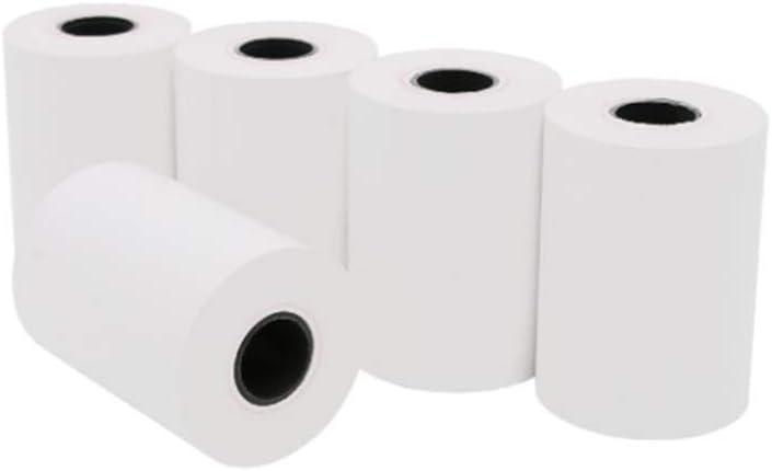 50 Rolls Cash Register POS Receipt Paper Yeetim 2 1//4 x 85 ft Thermal Printing Paper