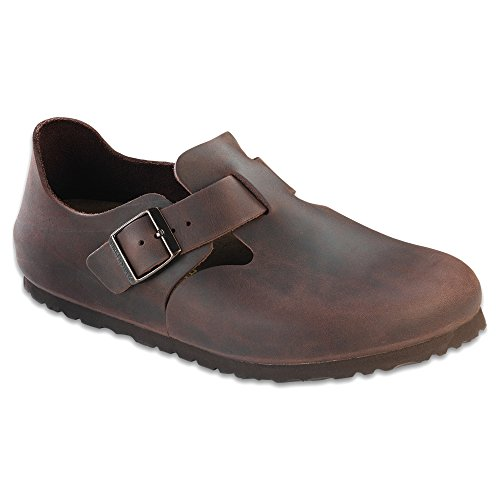 Habana Oiled Shoe Unisex Leather London Birkenstock wIztq6x