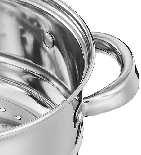 Amazon-Brand-Solimo-Stainless-Steel-Induction-Bottom-SteamerModakMomo-Maker-with-Glass-Lid-2-litres