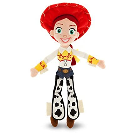 "Disney Toy Story Jessie 11"" Bean Bag Plush Doll"