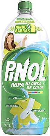 Pinol Detergente Líquido Pinol (1000 Ml), Pack of 1