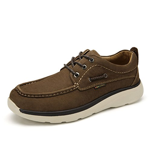 Brown Dress Air Fond Sur Chaussures A Glisser De Plein Automne Sport Alpinisme Casual Mou 7HxTX5