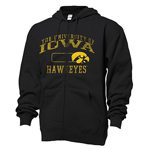 Iowa Hawkeyes Ncaa Hoody - 4
