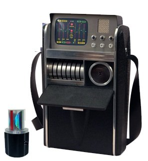 Diamond Select - Star Trek TOS Replica 1/1 Medical Tricorder EE Exclusive