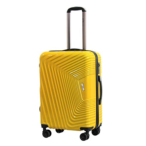 """24"""" Medium Super Lightweight Durable ABS Hard Shell Hold Luggage Suitcases Travel Bags Trolley Case Hold Check in…"""