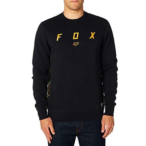 Fox Pullover Harken Schwarz Gr. XL