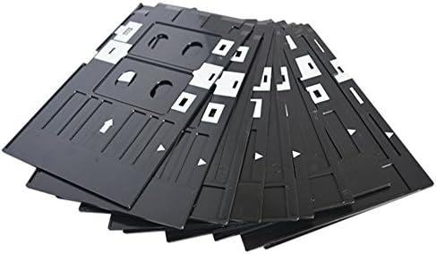Plástico PVC tarjeta de identificación bandeja para Epson L800 ...