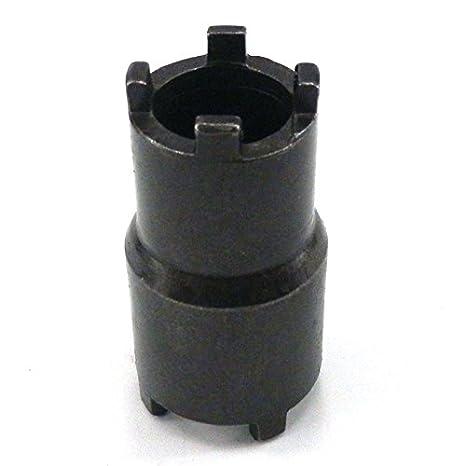 Herramienta de bloqueo para variador para moto Yunshuo, incluye tuerca de eje de 20/24 mm: Amazon.es: Coche y moto