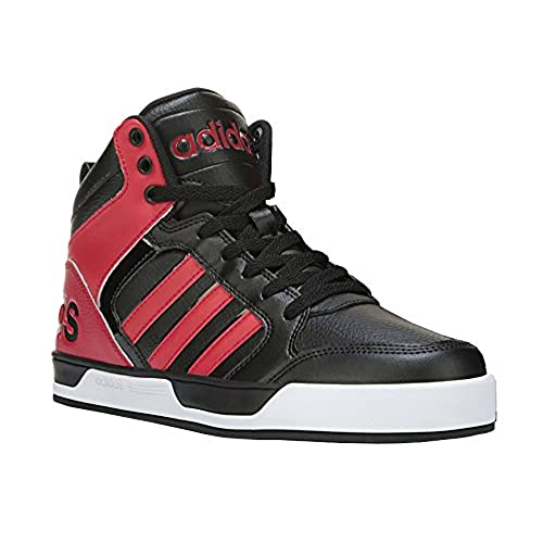 Black And Red Adidas Amazon Com