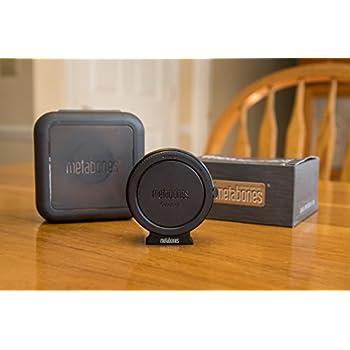 Metabones Canon EF Lens to Sony NEX Smart Adapter, Mark III