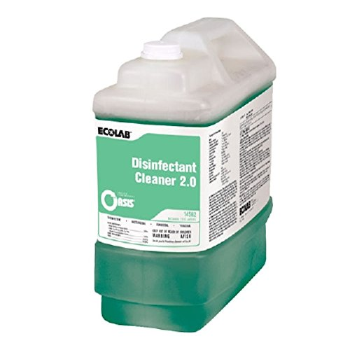 Oasis Disinfectant Cleaner - Item Number 14562EA by ECOLAB PROFESSIONAL PRODUCTS (Image #1)