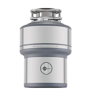 InSinkErator Evolution Excel Garbage Disposal 1 HP