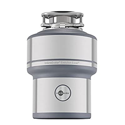 InSinkErator Evolution Excel 1 HP Household Garbage Disposal