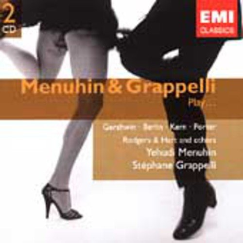Menuhin & Grapelli Play Gershwin, Berlin, Kern, Porter, Rodgers & Hart and Others by Emi Classics