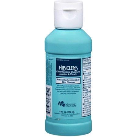Hibiclens Skin Cleanser 4 oz (Pack of 2) by Hibiclens