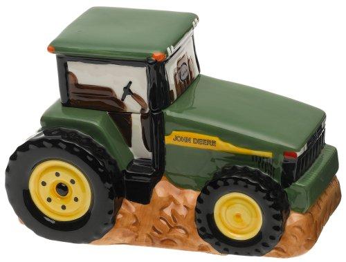 Gibson John Deere Tractor Cookie ()