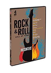 The Rock And Roll Hall Of Fame: In Concert (4DVD)