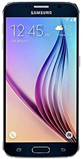 Amazon com: Samsung Galaxy S6, Black Sapphire 32GB (Sprint): Cell