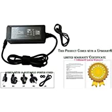 UpBright NEW Global AC / DC Adapter For DeVilbiss Homecare Portable Suction Machine 7305P-D 7305PD 7305P-613 7304D...