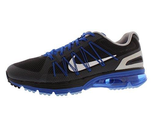 Nike Men's Air Max Excellerate 3, BLACK/WHITE-GAME ROYAL-...