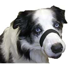 Company of Animals Quiet Dog Face Wrap, Size 2, 12-24-Pounds