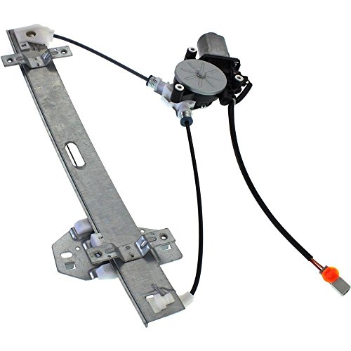 01 mdx rear window regulator - 6