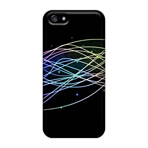 Fashion Protective Neon Spaghetti Case For Ipod Touch 5 Cover