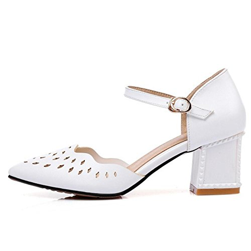 Sandales Femmes Ete Ferme Aicciaizzi White Bout RafxwEa6q