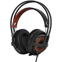 SteelSeries Siberia 350 Gaming Headset - Black (formerly Siberia v3 Prism) (Certified Refurbished)