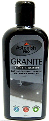 Astonish Granite Cleaner Marble Cleaner Protects Shines & Polishes Granite NEW by Astonish by Astonish