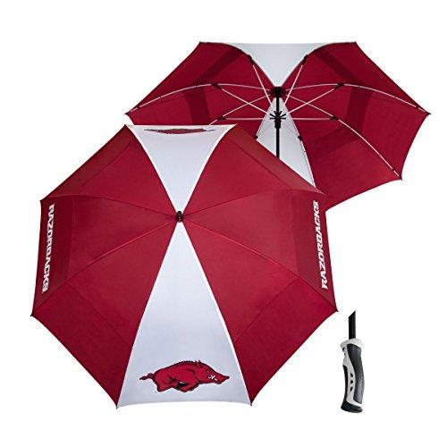 Team Effort Arkansas Razorbacks Windsheer Lite Umbrella