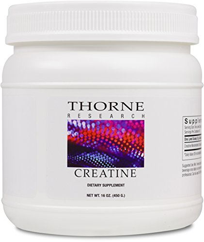 Thorne Research - Creatine - NSF Certified for Sport - 16 oz