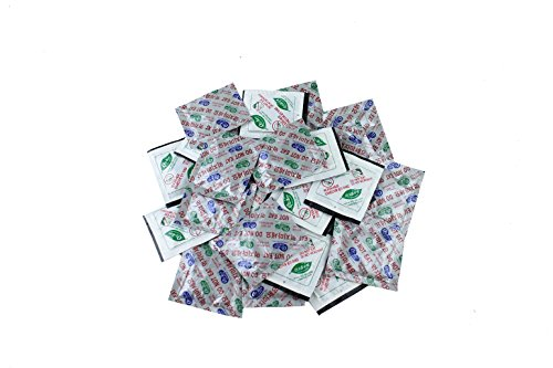 (50 Packs) 400 CC Premium Oxygen Absorbers - ISO 9001 Certified Facility Manufactured