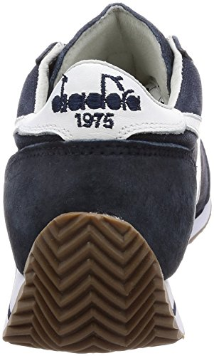 Canvas Donna Heritage HH Equipe Grigio W Diadora Sw Blu Suede Sneakers Bianco 40dq5nw