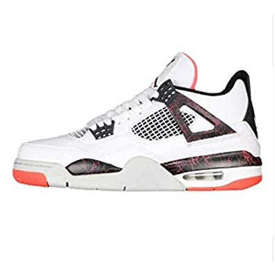 Jordan 4 OG Zapatillas de Baloncesto, (Pale Citron with Box), 41 ...
