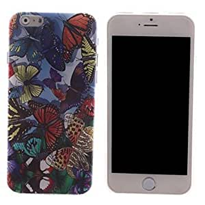 LCJ The Butterfly Design PC Hard Case for iPhone 6