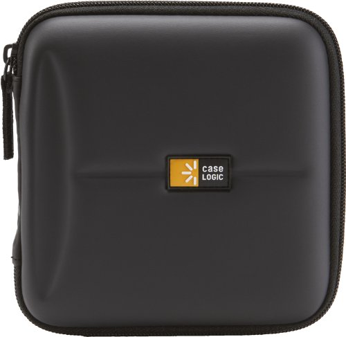 Case Logic CDE-24 24 Capacity Heavy Duty CD Wallet (Case Logic Dvd)