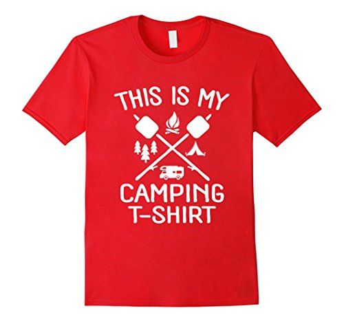 Camping-Tshirt-This-Is-My-Camping-T-Shirt