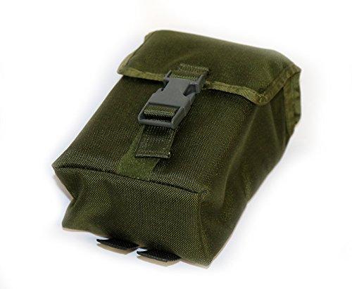 ESEE ESLTINKITOD Survival Kit In Mess Kit w/Fishing Kit Gree
