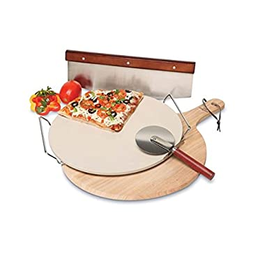 Italian Origins Pizza Baking Set