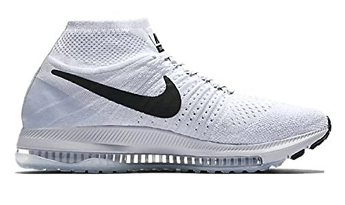 Galleon - Nike Air Zoom All Out Flyknit Women's Running Shoe Size US 8.5 M  White/Black/Pure Platinum 845361 100