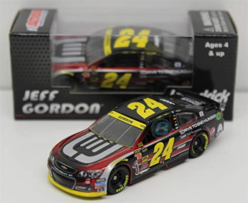 (Action Racing Jeff Gordon 2014 Chase Drive to End Hunger 1:64 Nascar Diecast)