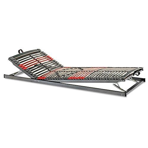Betten-ABC-Max-Premium-K-plus-F-7-Zonen-Lattenrost-mit-44-Leisten-verstellbarem-Kopf-und-Futeil-sowie-mittelzonenverstellung-Holz